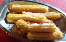 Como preparar churros mexicanos
