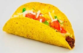 Tacos de huevo con chorizo