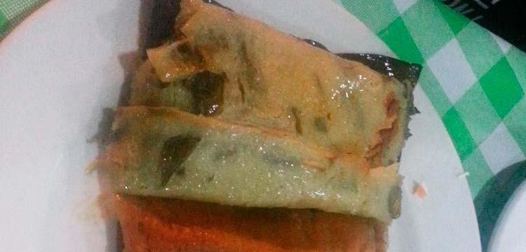 tamales de chaya