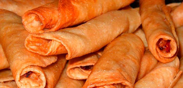 tortillas mexicanas con carne