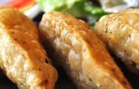 Empanada de pescado al estilo Michoacán