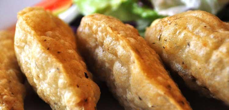 empanada de pescado al estilo michoacan