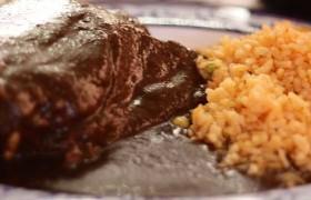 Mole con Arroz a la Mexicana – Receta
