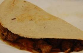 Recetas de las quesadillas de Chorizo