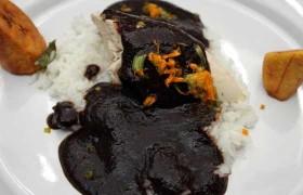 Receta de Mole Negro de Oaxaca