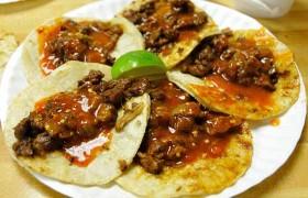 Receta y preparación de Tacos al Pastor