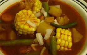 Receta de Mole de Olla – Sopa mexicana